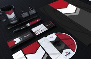 Corporate portfolio Packaging 1