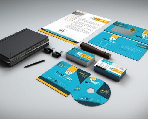 Corporate portfolio Packaging 6