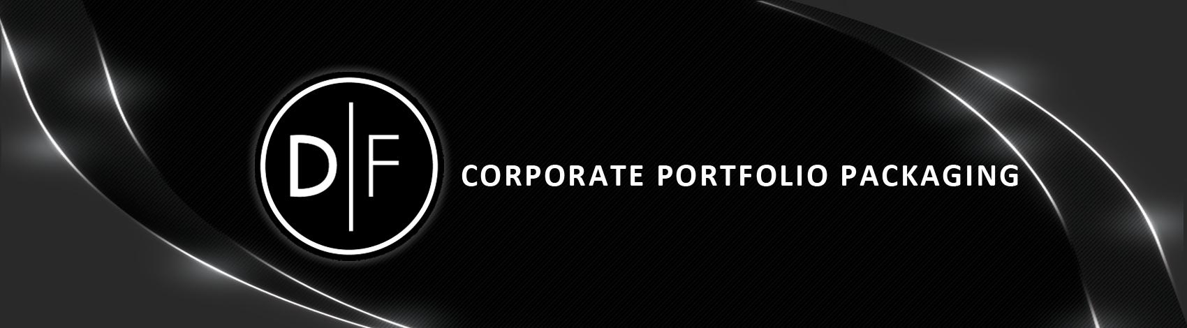 Corporate portfolio packaging