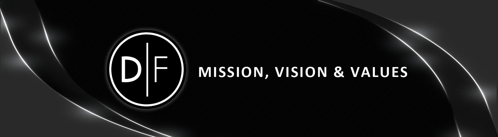 DF-Media Mission, Vision & Values