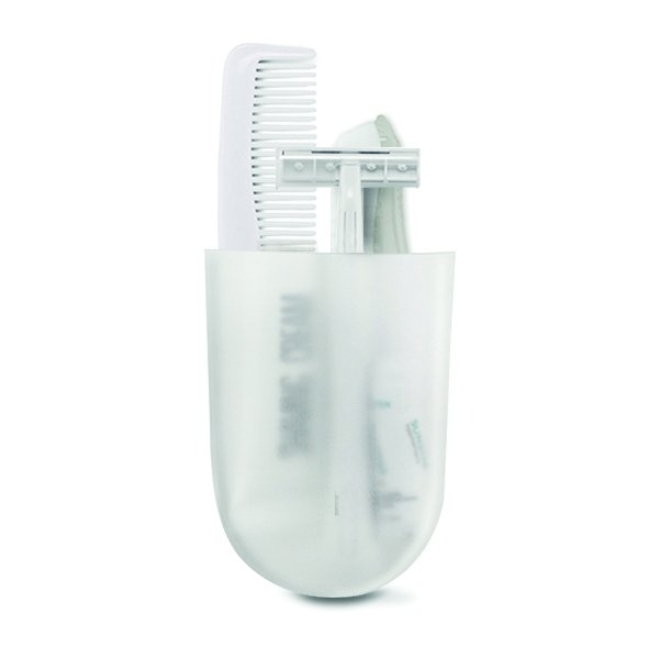 Travel set● toothbrush● tooth paste● comb● razor● shaving cream.