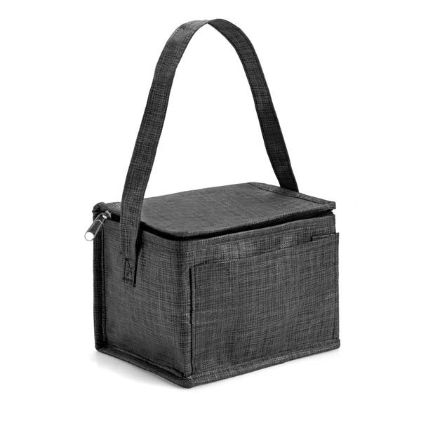 One main zipped compartment ● front pocket.