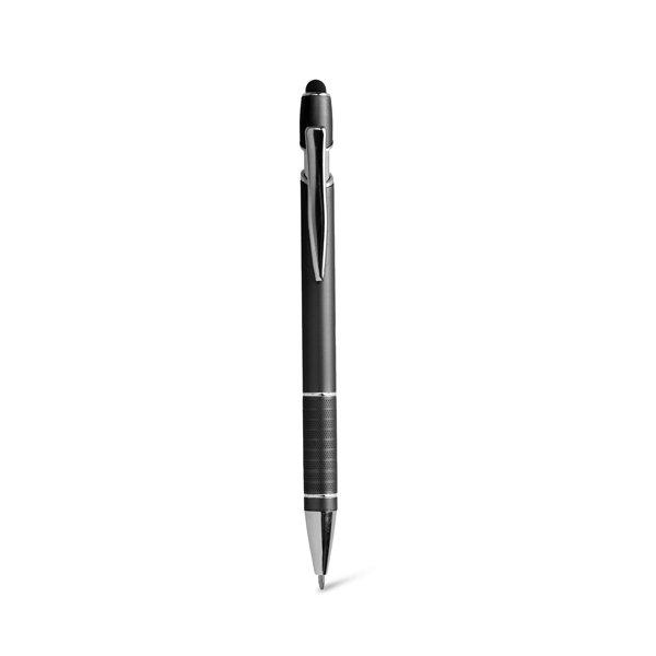 Push button stylus pen ● ballpoint pen ● black ink.