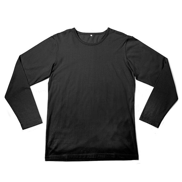 100% cotton Single jersey knit Round neck
