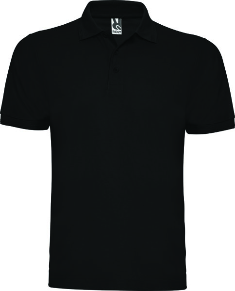 Short sleeve Polo Shirt with ribbed collar and cuffs and 3 buttons placket. Reinforced covered seams in the collar and side slits. Optional pocket.NO RETURNS! First come first serve