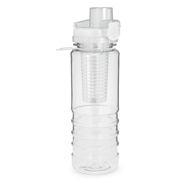 With fruit infuser ● BPA free.