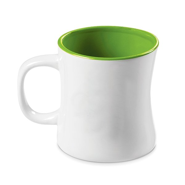 Sublimation mug ● packed in a white individual box.