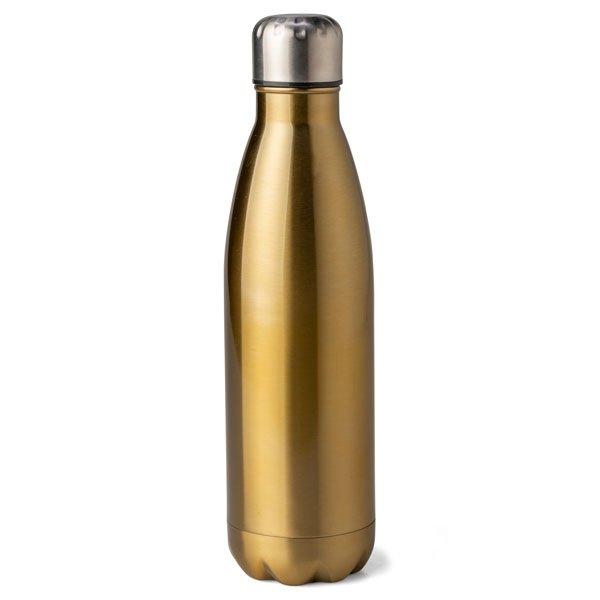Double wall water bottle.