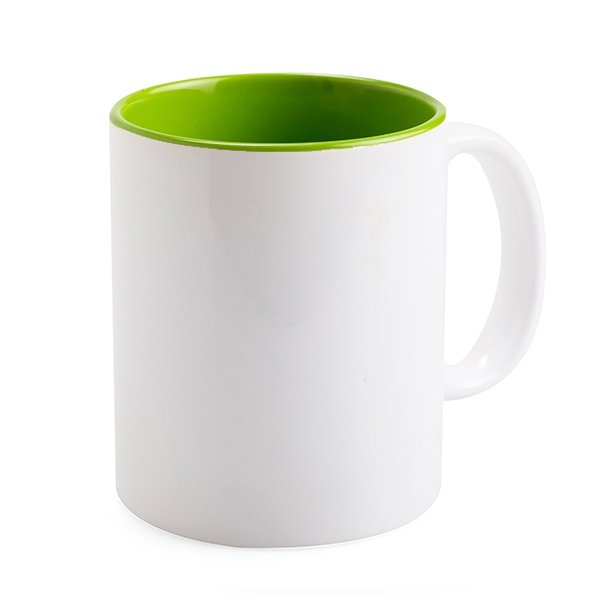 Sublimation mug ● packed in individual white box.