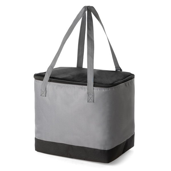 3 tone cooler bag ● one main zipped compartment.
